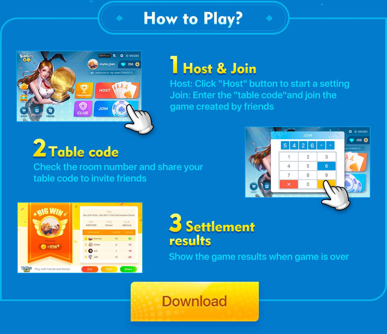 Tongits Go Play With Friends And Family Best Tongits Game