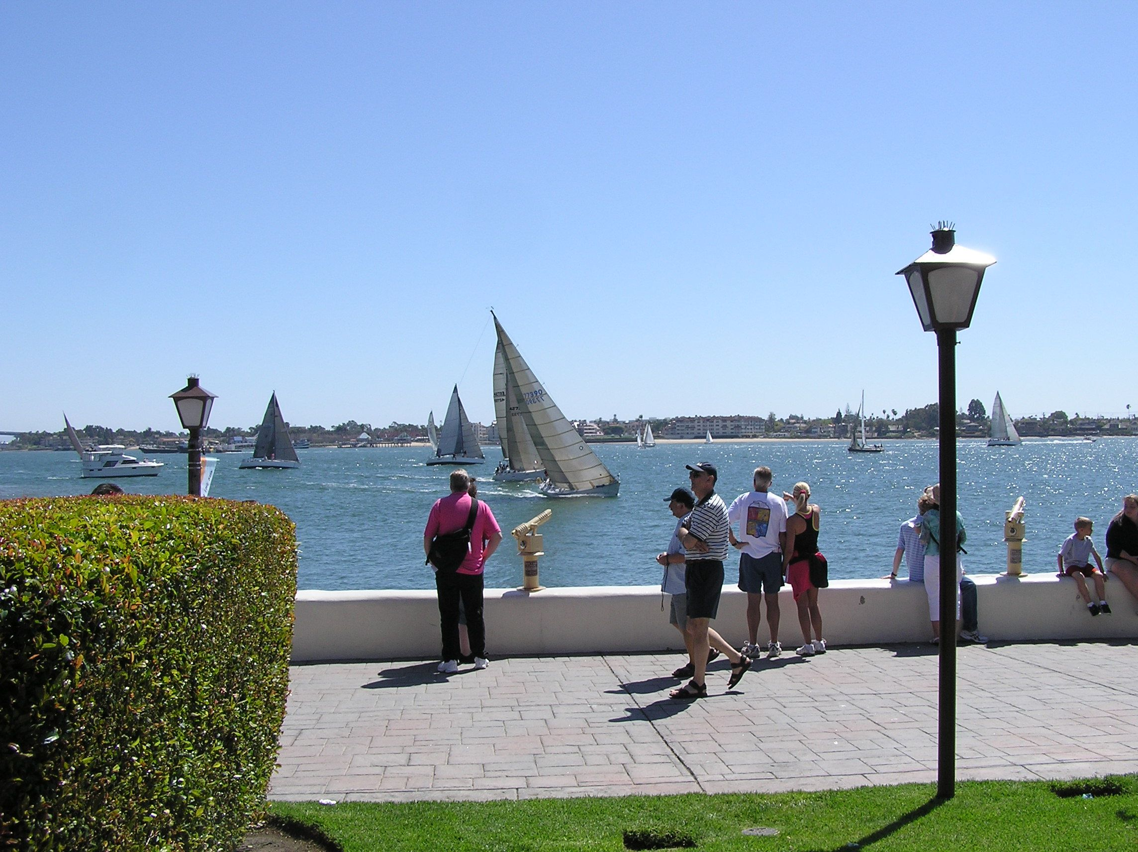 Seaport Village Ping Restaurants Entertainment