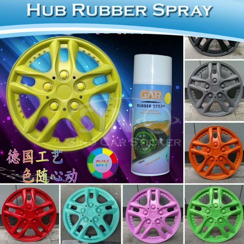 Plasti Dip Spray Paint For Car Wheel Decoration Design