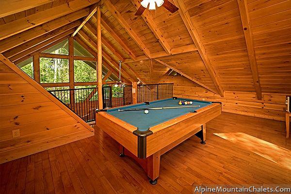 Jakeu0027s Hideaway · Pool TableWood WorkingWoods