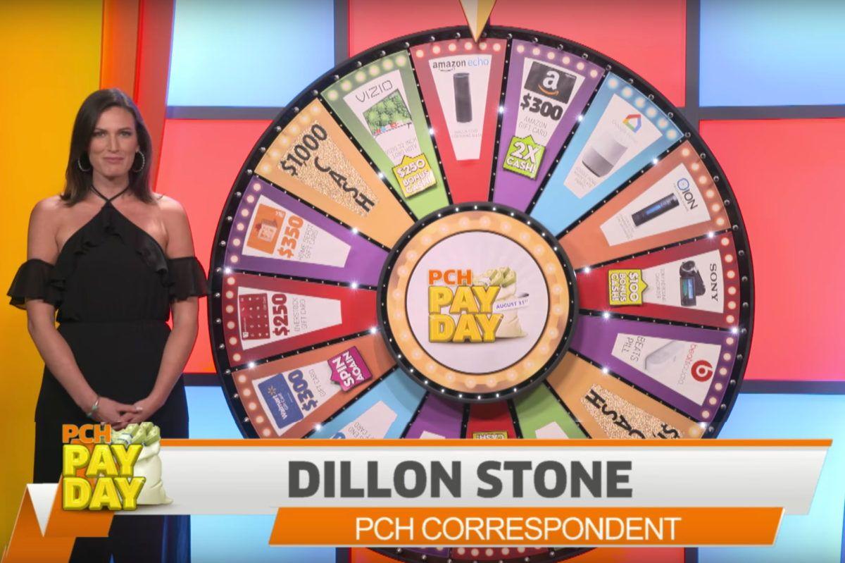 Interview With Prize Patrol Deputy Dillon Stone! Dillon