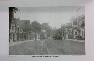 Epping High Street in 1911.