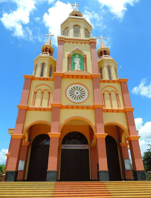 Hòa An church - Đắc Song