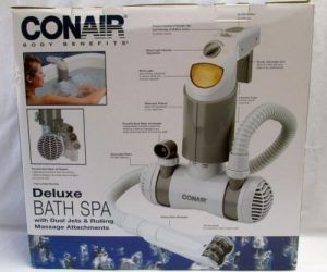 Decoration Magnificent Conair Bts2 Dual Jet Bath Spa Pictures
