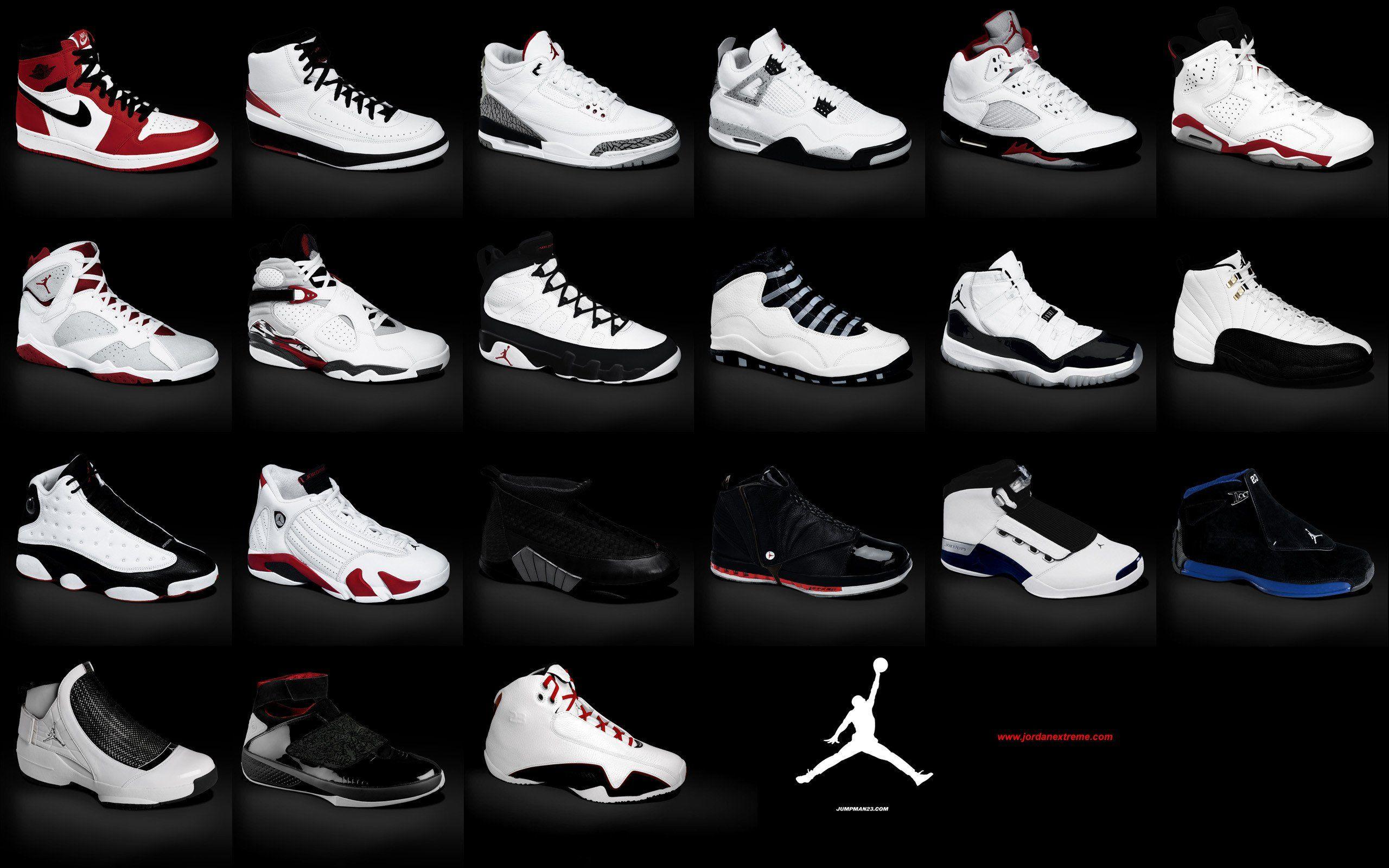 Nike Jordan Brand Shoes wallpaper HD in Sport Wallpapers HD