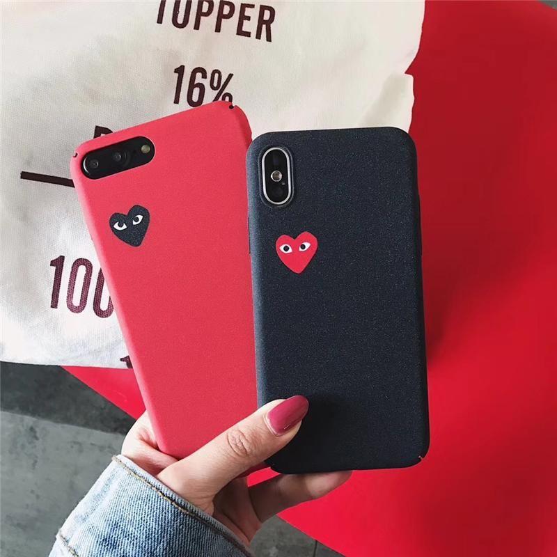 Comme des Garçons iPhone Case | Luxury iphone cases, Black phone ...