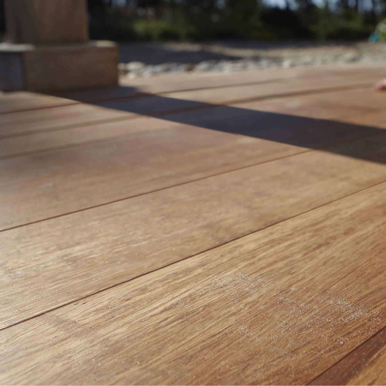 Contour De Balcon En Bambou lame néo en bois bambou naturel naterial terrasse et sol