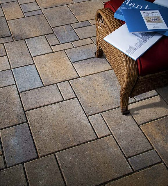 Outdoor Ideas · Paver Driveway / Patio ...