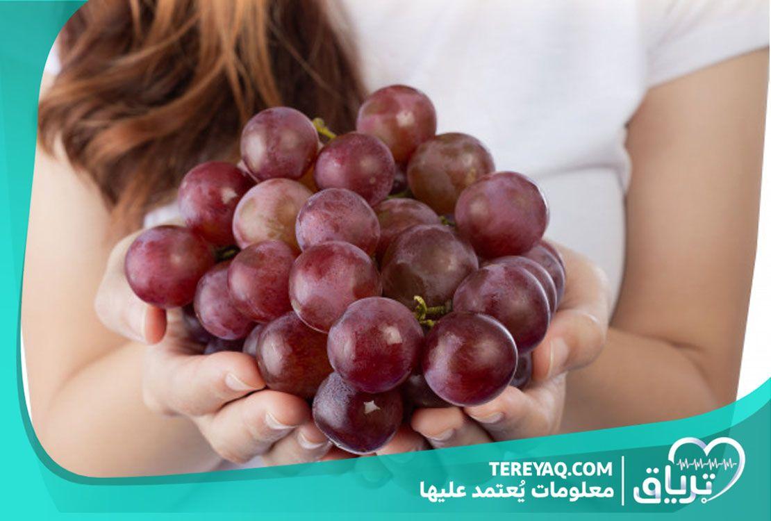 فوائد عصير العنب للحامل وكيف تتجنبي أضراره Grapes Fruit Nutrition