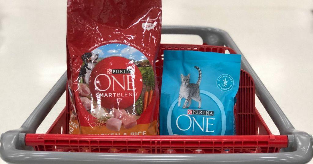 FREE Bag of Purina ONE Dog Food! FREE Bag of Purina ONE