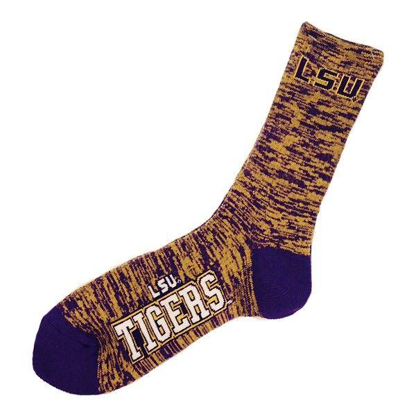 LSU Tigers RMC Deuce Men's Socks