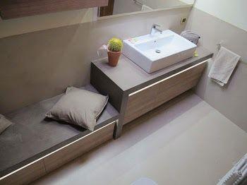 Bagno Microcemento ~ Bagno in microcemento genova lavabo microcemento pinterest