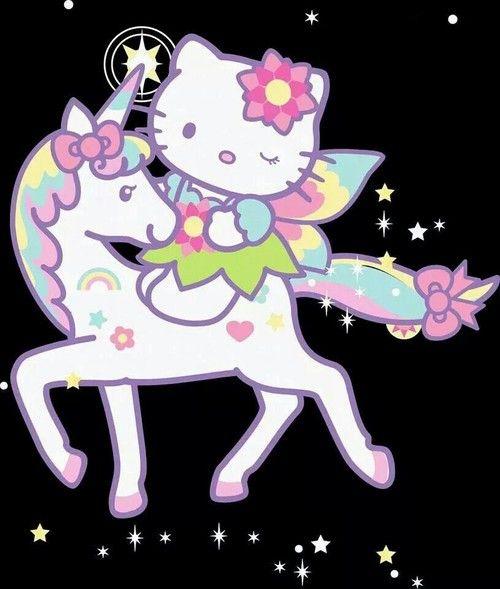 Hello Kitty Unicorn Unicorns 3 Hello Kitty Kitty Hello Kitty