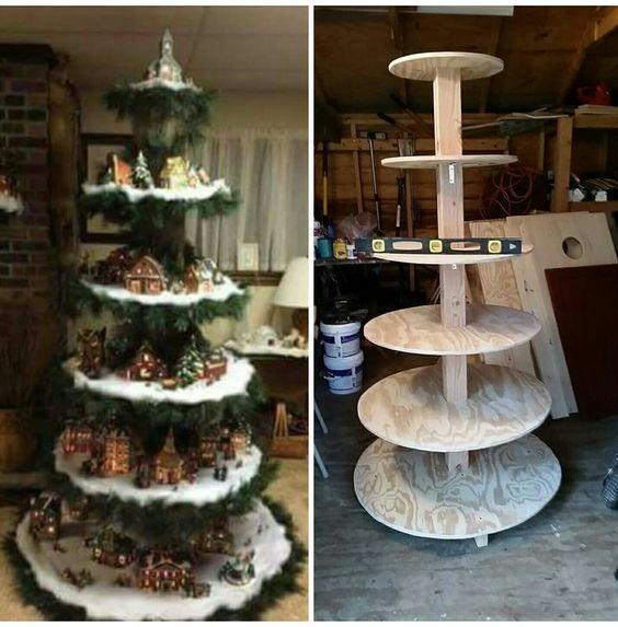 Ecco tante idee alternative al solito albero natal