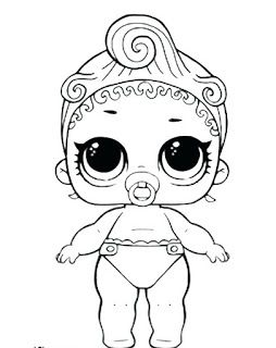 Little Lids Siobhan Lol Doll Colouring Pages Lol Dolls Cool Coloring Pages Puppy Coloring Pages