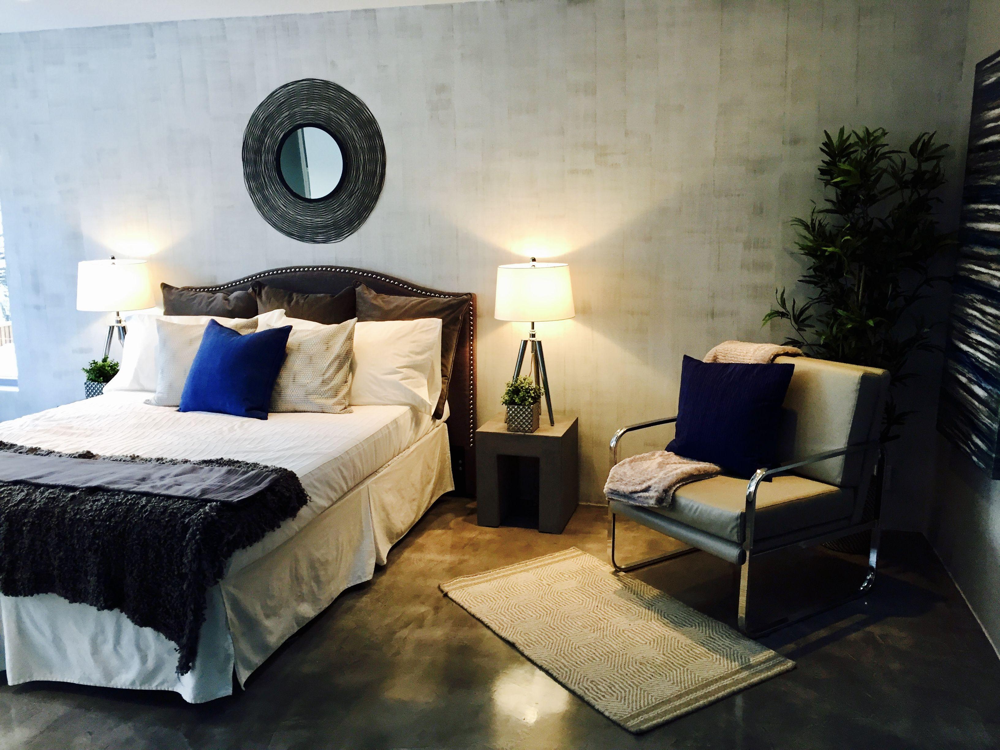 Bridgeland Master Bedroomby Transcend Staging Home