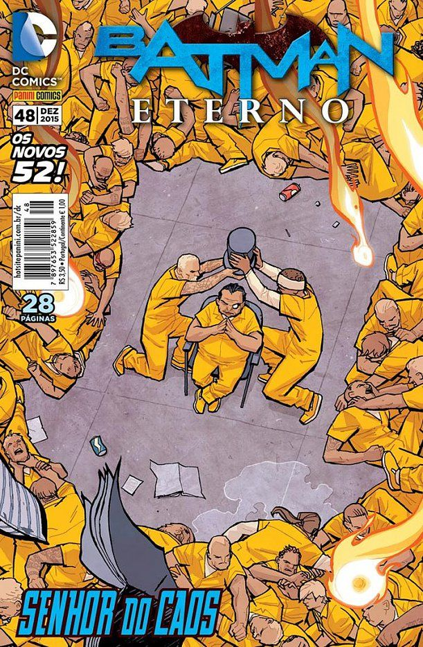 rebootsuamente | O Monstro do Pântano e mais no checklist de dezembro da DC Comics/Panini.