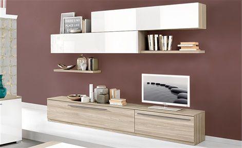 Soggiorno Skema - Mondo Convenienza | Sala | Pinterest | Tv units ...