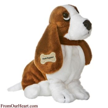 Hush Puppies Basset Hound Medium 10 Inches Is From The Beloved
