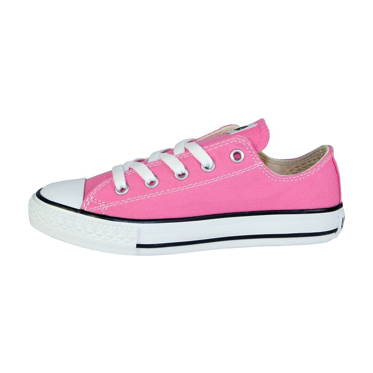 Converse - Girls\' CT AS Classic Low Canvas Sneaker (Little Kid ...