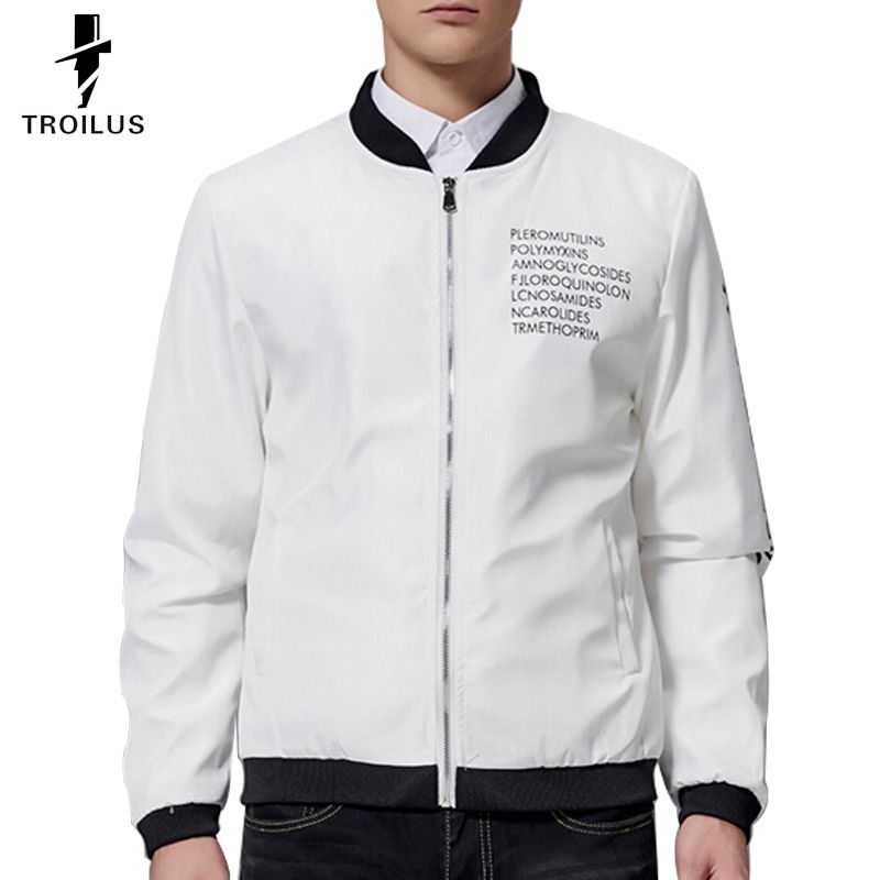 Find More Jackets Information about Troilus 2016 New Arrival Spring Men's Jackets Solid Fashion Coats Male Casual Slim Stand Collar Jacket Men Outerdoor Overcoat,High Quality jacket dog,China coat jacket sale Suppliers, Cheap jacket white from Troilus Flagship Store on Aliexpress.com