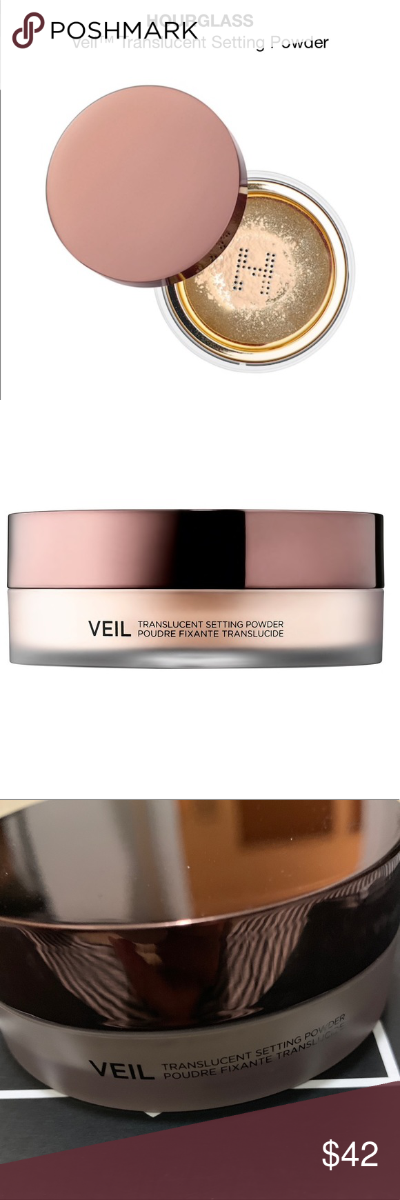 Hourglass Veil Translucent Setting Powder Setting Powder Translucent Sephora Makeup