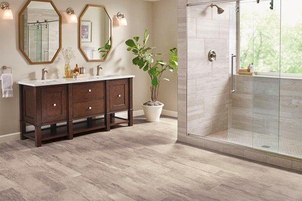 Spc Stands For Stone Plastic Composite And Decno S Spc Floor Diamo Is Designed T Vinyl Flooring Bathroom Armstrong Vinyl Flooring Waterproof Laminate Flooring