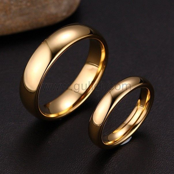 His And Hers Anium Wedding Anniversary Rings Set For 2