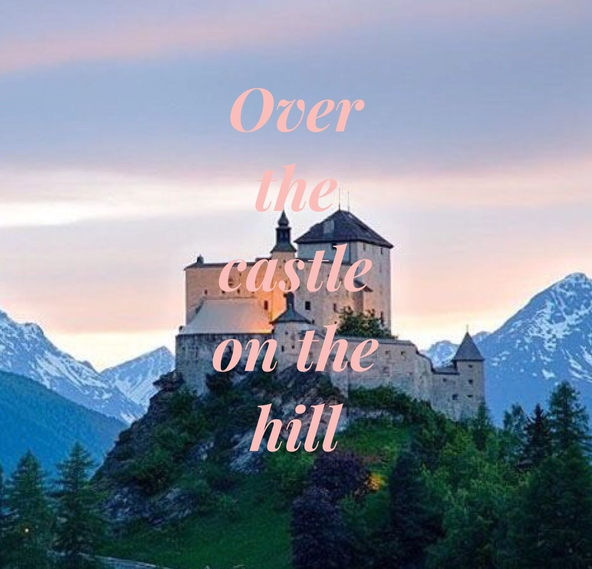 Quotes About Castles Ed Sheeran Castle On The Hill  Ed Sheeran  Pinterest  Castles