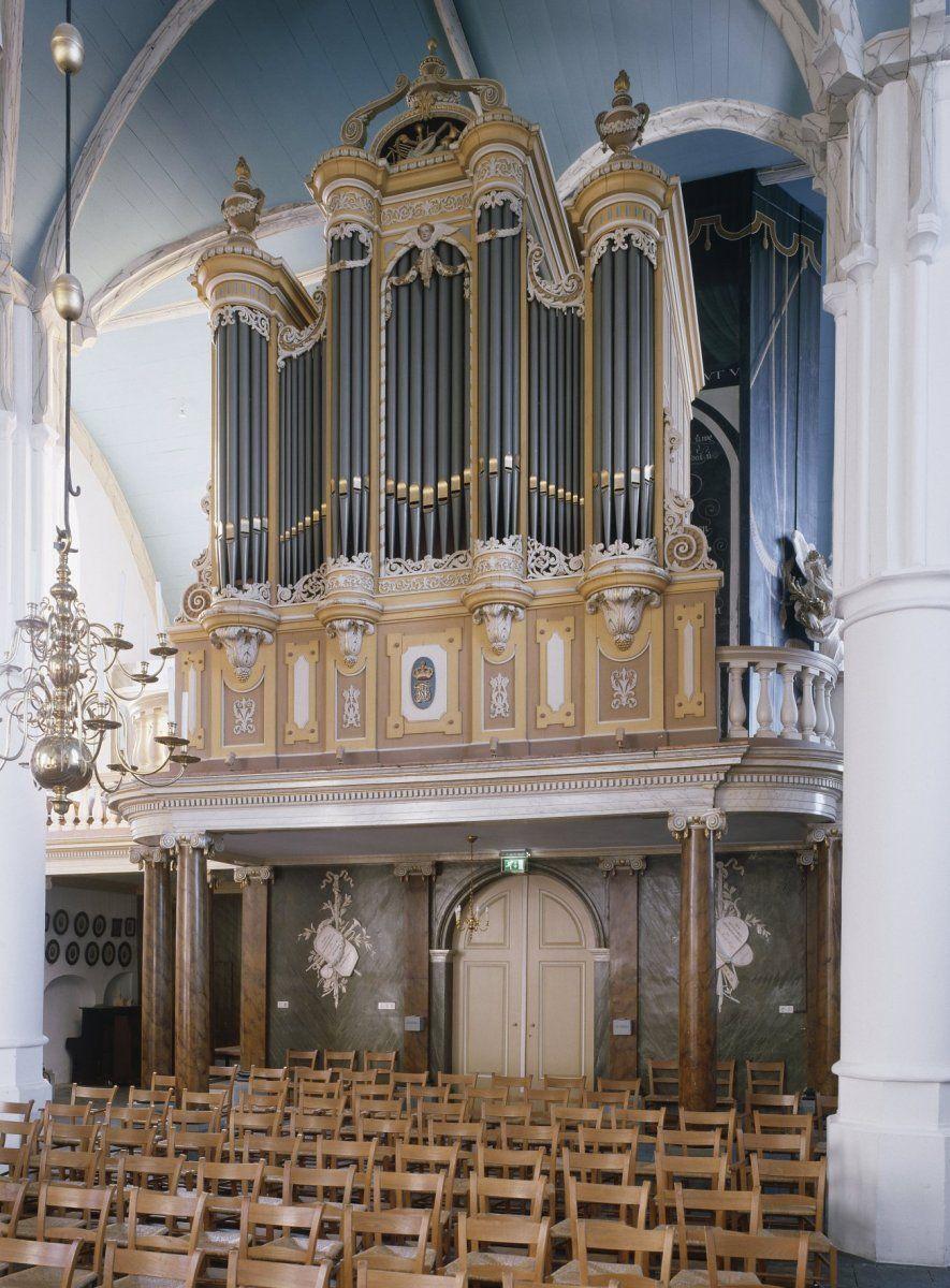 Oude Kerk Voorburg, NL Bron: rijksmonumenten.nl