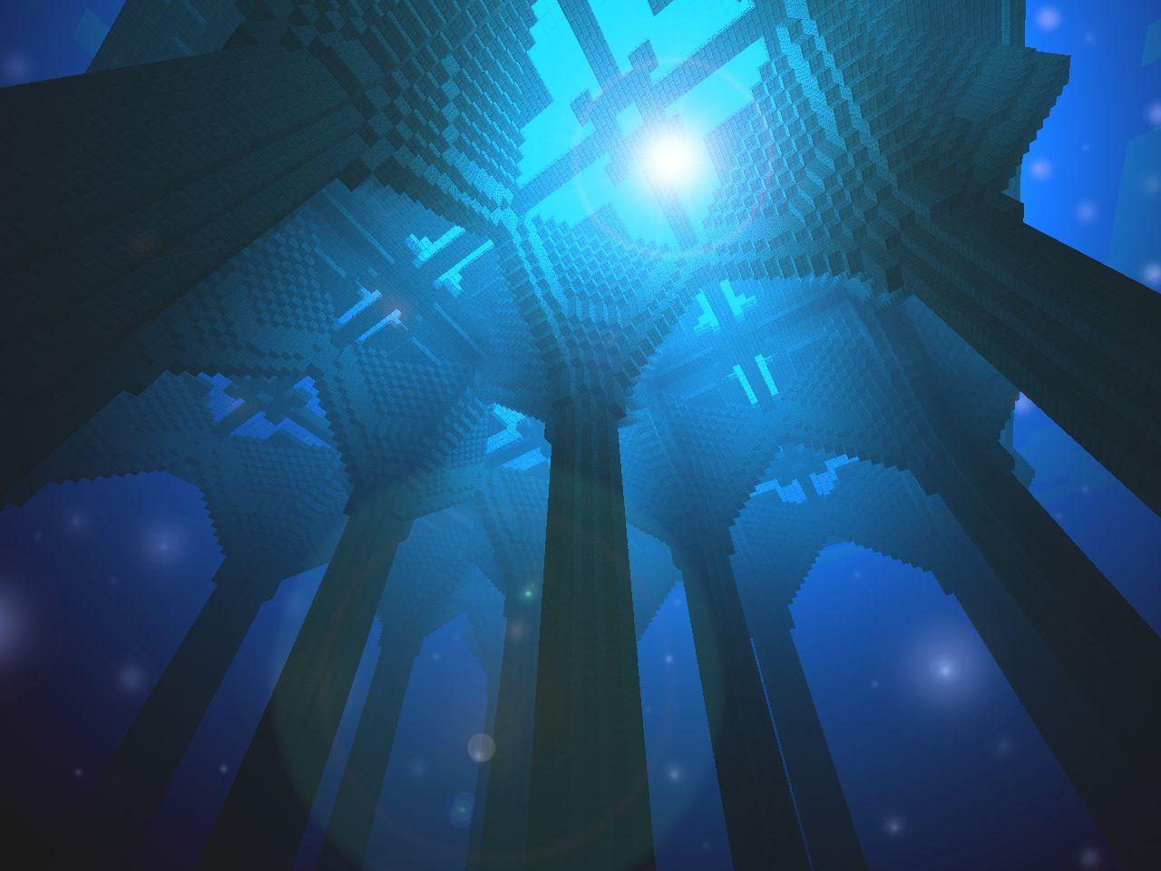 underwater-labrynth-minecraft | Minecraft | Pinterest ...