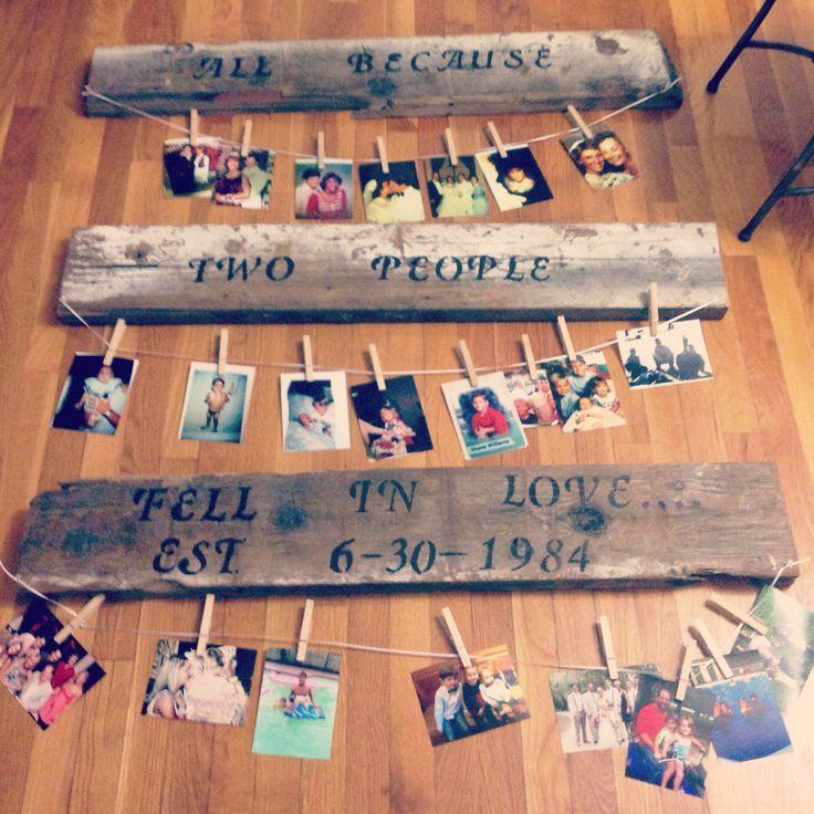 38th Wedding Anniversary Gift Traditional Pinteres