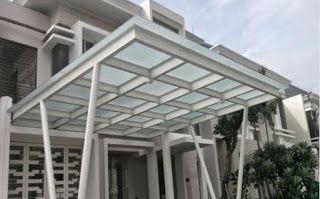 Kelebihan menggunakan atap kaca dalam desain minimalis ...