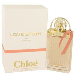 Chloe Love Story Eau Sensuelle by Chloe Eau De Parfum Spray 2.5 oz (Women) 296f611e8e