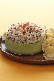 Fresh Crab and Hass Avocado Dip | by Hass Avocados
