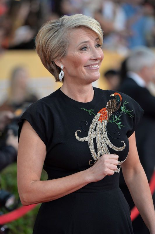 Fans are praising Emma Thompson 59 for embracing her