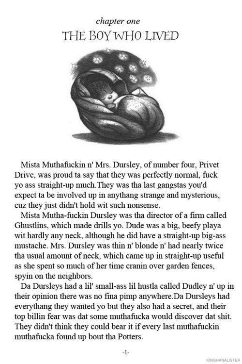 Gangsta Harry Potter Lustige Bilder Wahre Geschichten Harry Potter Zitate