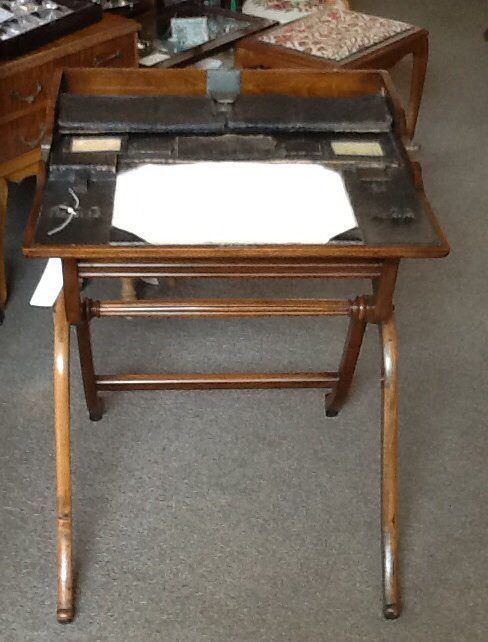 Victorian Military Campaign Desk - Antiques Atlas - Victorian Military Campaign Desk - Antiques Atlas Victorian Safari