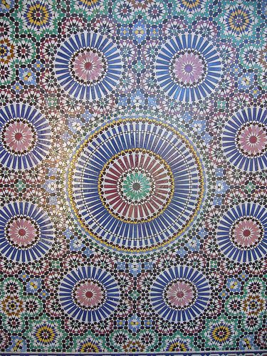 Arabic Tile Work In 2018 Middle Eastern Home Cook Tiles Patterns Mosaic