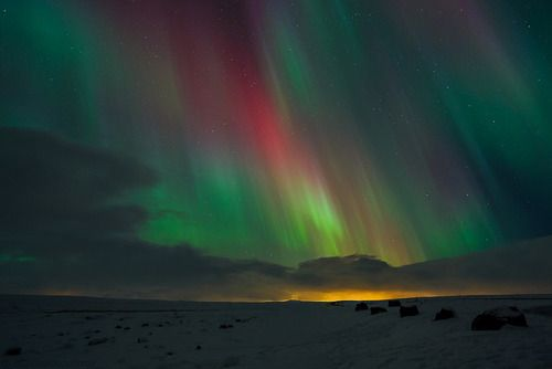Beautiful! before i die i wish to see the Aurora Borealis!