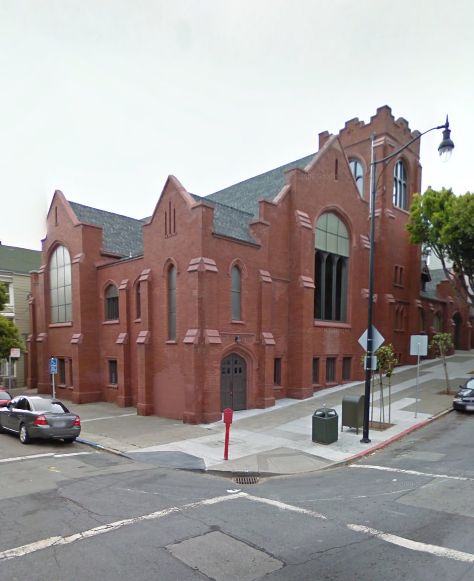 At 601 Dolores Street in San Francisco stands one of the city's most stunning residences—a handsome Gothic Revival-style church made of brick. Constructed in 1909, the church was a longtime home for Lutheran congregations until being sold to a San Francisco developer in 2007