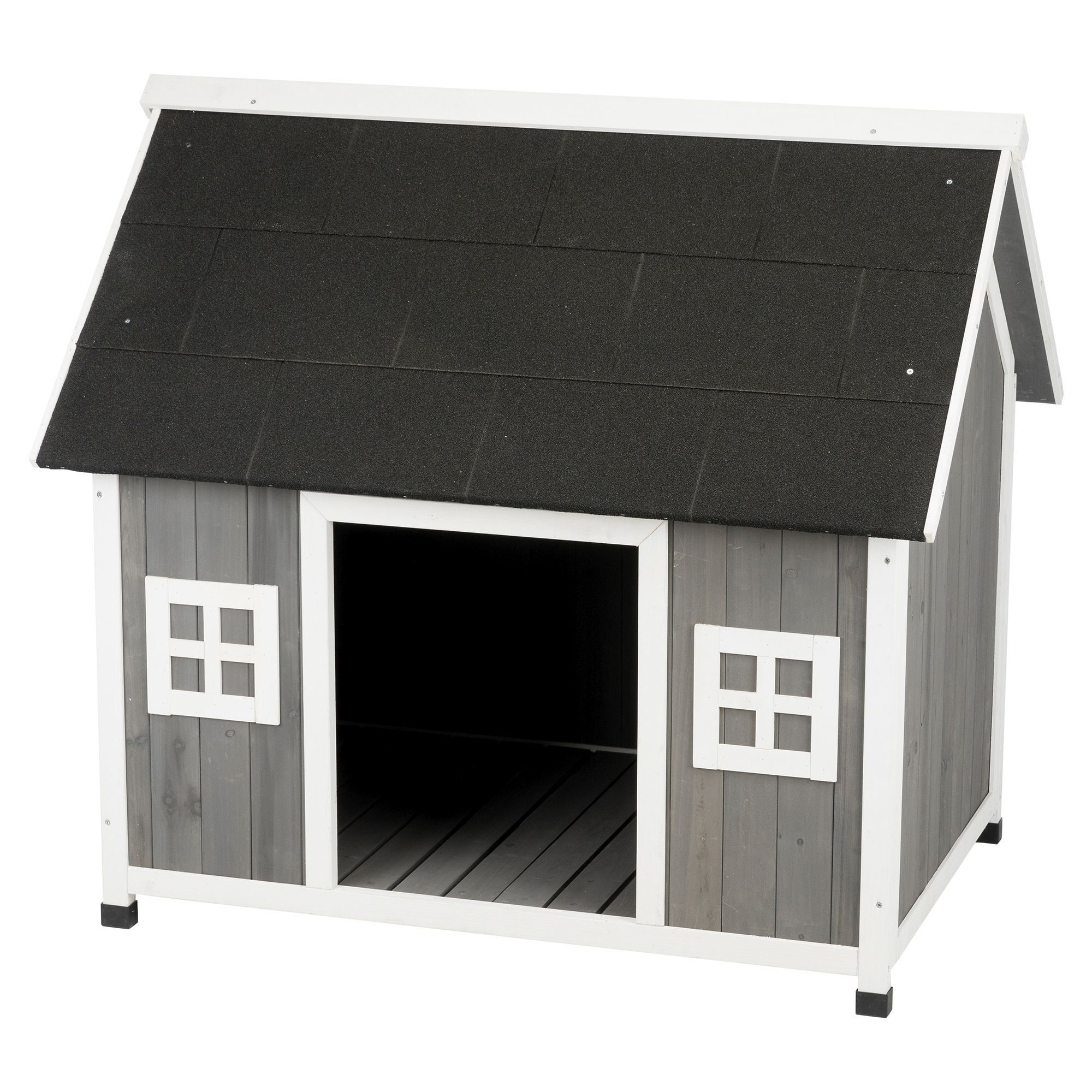 Trixie Natura Barn Style House Dog Kennel 42 75 L X 31 5 W X