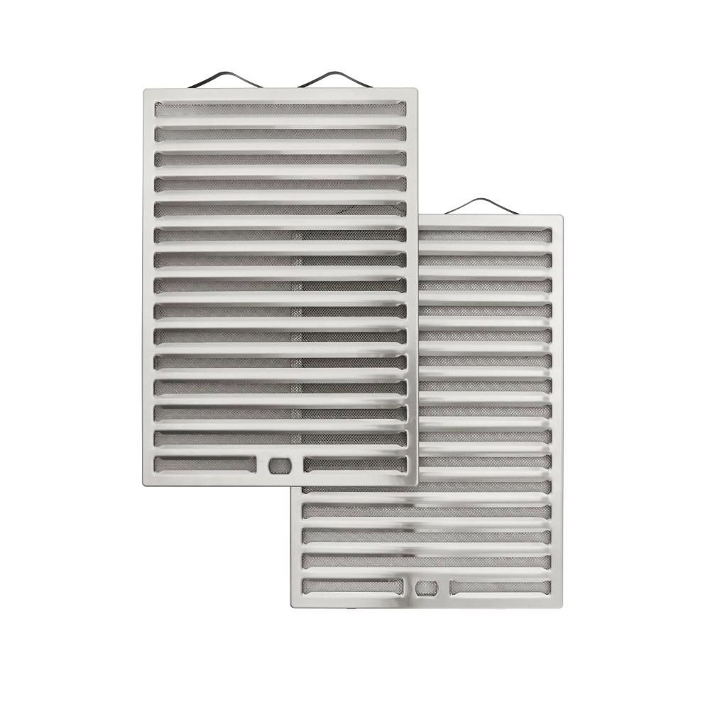Nutone Aluminum Replacement Filter For 30 In Npdp1 Range Hood