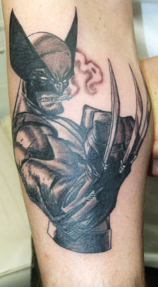 Wolverine Tattoo Wolverine Tattoo Picture Tattoos Geek Tattoo