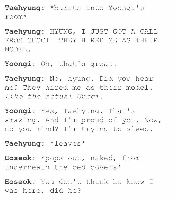 Bts Scenarios When He Cries Tumblr