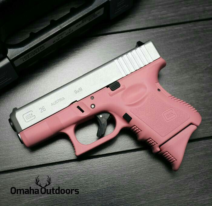 Girly Glock Your Pinterest Likes Hand Guns