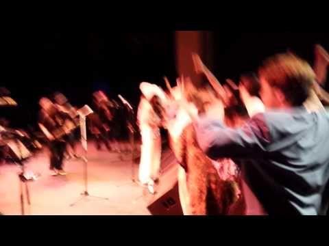 20130927_223416.mp4 Maceo Parker and P Funk Memorial Hall UNC Chapel Hill 9/27/2013.  Funk Grand Finale