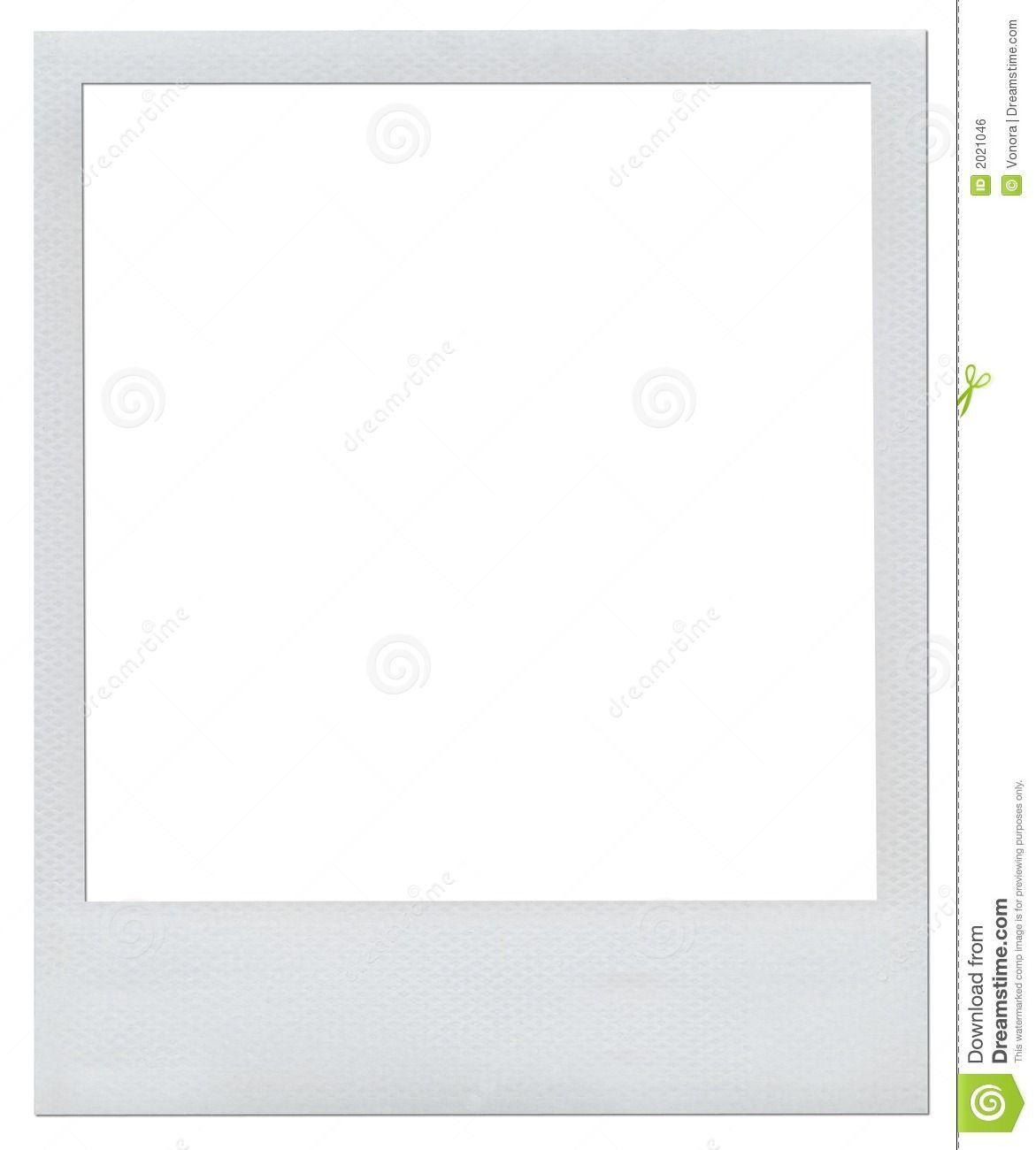 polaroid frame - Cerca con Google | Per agenda | Pinterest
