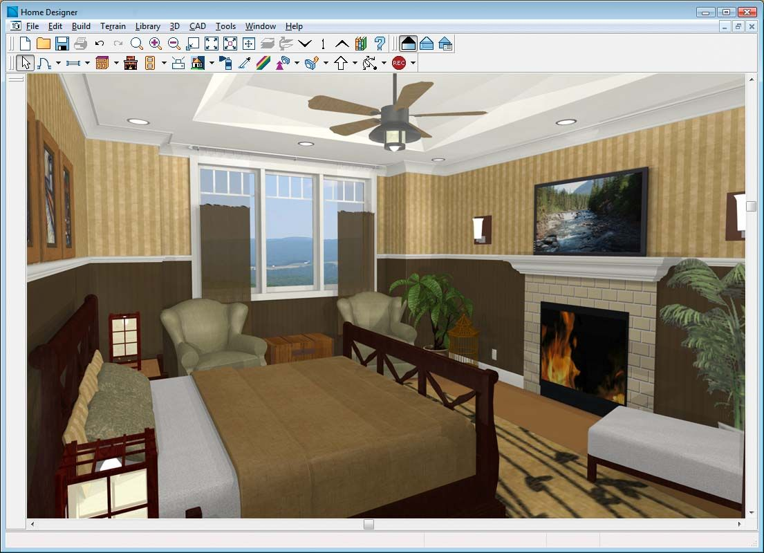 3d room planner free home design software home designer essentials make your home design with easy - 3d House Planner Free