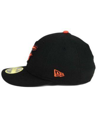 newest b930a 60cee ... closeout new era baltimore orioles batting practice diamond era low  profile 59fifty cap black 7 1